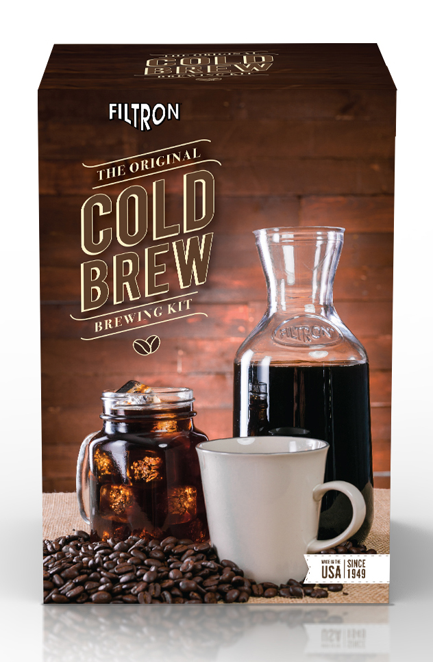 Filtron Cold Brew Coffee Concentrate Brewer